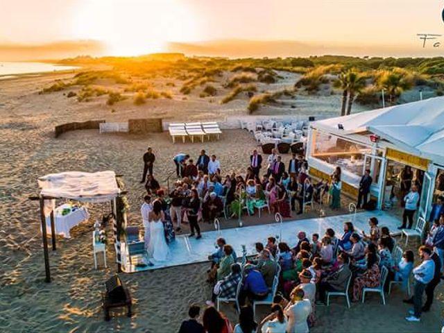 La boda de Paco y Cristina en El Portil, Huelva 1