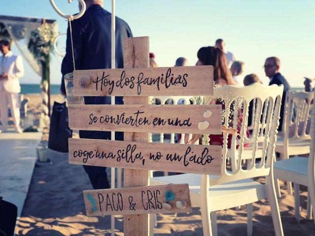 La boda de Paco y Cristina en El Portil, Huelva 2