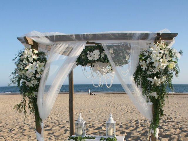 La boda de Paco y Cristina en El Portil, Huelva 8