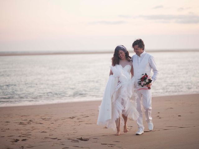 La boda de Paco y Cristina en El Portil, Huelva 14
