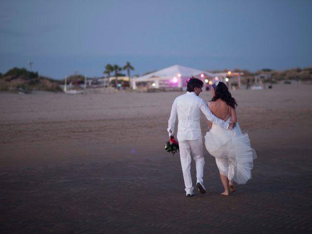 La boda de Paco y Cristina en El Portil, Huelva 15