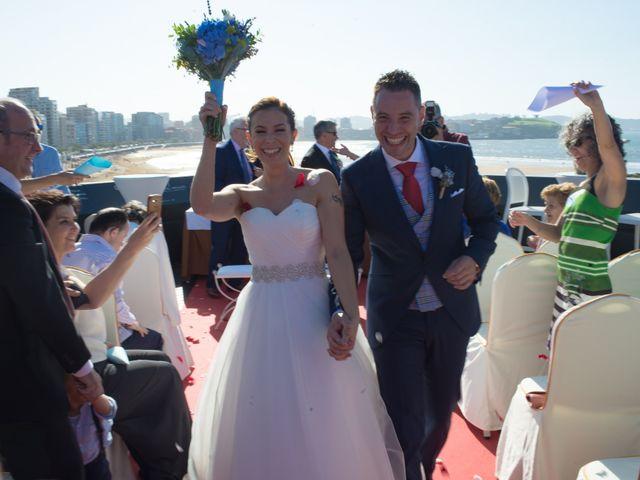La boda de Diego y Susana en Gijón, Asturias 14