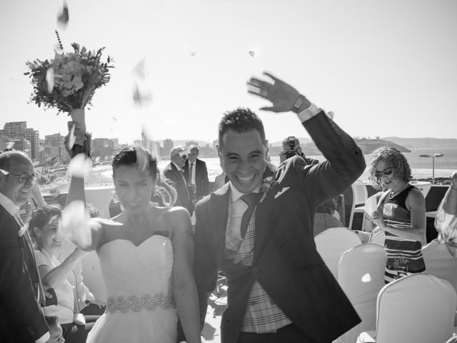 La boda de Diego y Susana en Gijón, Asturias 13