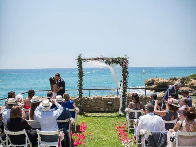 La boda de Aleix y Maria en Altafulla, Tarragona 10