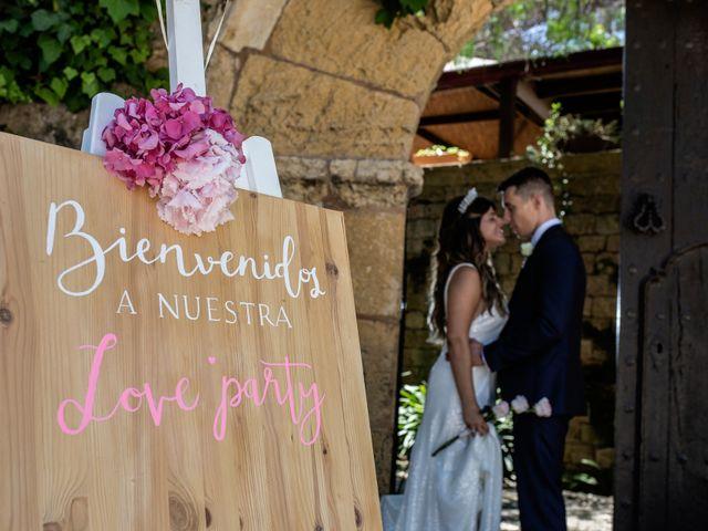 La boda de Maria y Aleix