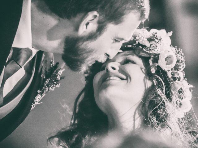 La boda de Daniel y Amanda en Madrid, Madrid 43