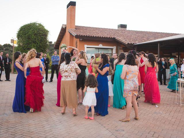 La boda de Jesús y Gretell en San Agustin De Guadalix, Madrid 103