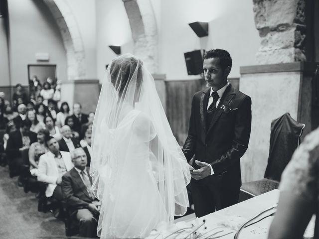 La boda de Daniel y Anna en La Bisbal Del Penedes, Tarragona 6