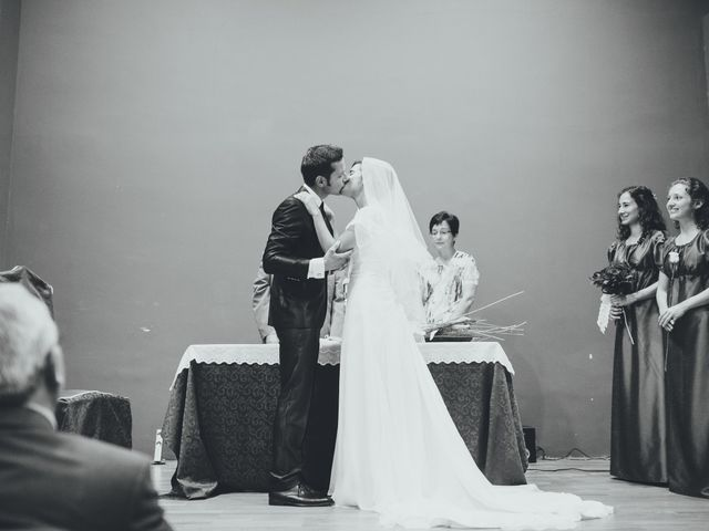 La boda de Daniel y Anna en La Bisbal Del Penedes, Tarragona 1