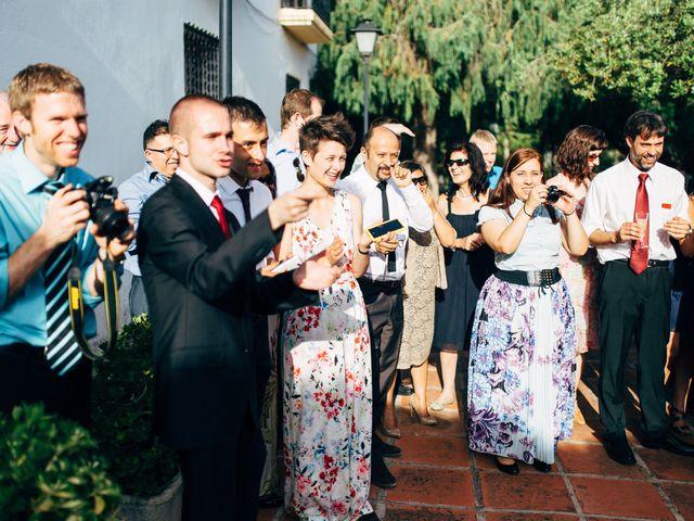 La boda de Daniel y Anna en La Bisbal Del Penedes, Tarragona 16