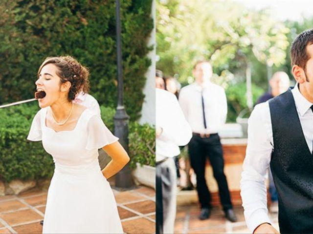 La boda de Daniel y Anna en La Bisbal Del Penedes, Tarragona 17