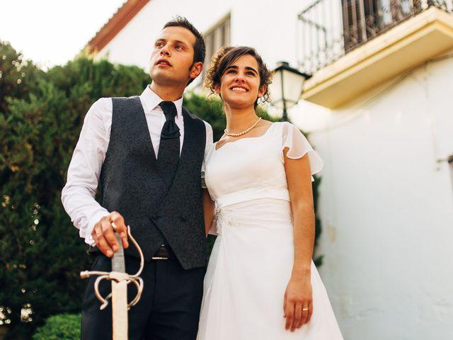 La boda de Daniel y Anna en La Bisbal Del Penedes, Tarragona 2