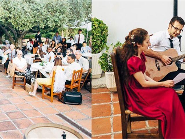 La boda de Daniel y Anna en La Bisbal Del Penedes, Tarragona 18