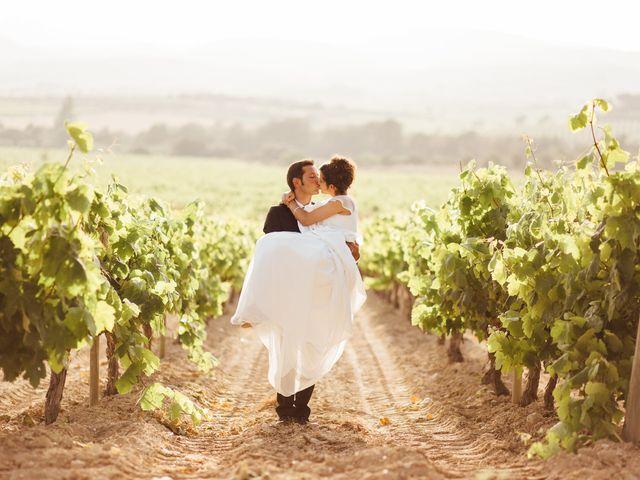 La boda de Daniel y Anna en La Bisbal Del Penedes, Tarragona 21