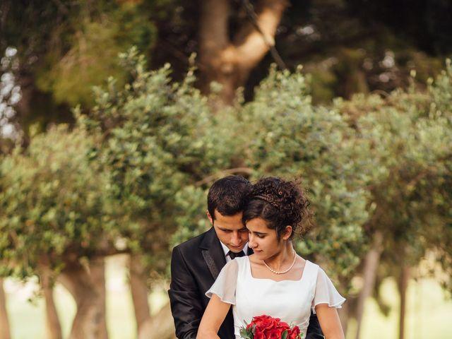 La boda de Daniel y Anna en La Bisbal Del Penedes, Tarragona 26