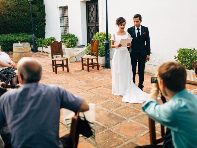 La boda de Daniel y Anna en La Bisbal Del Penedes, Tarragona 19
