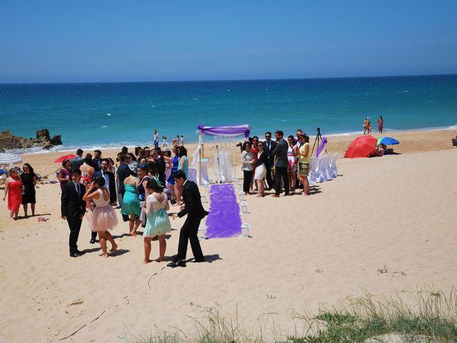 La boda de Alicia y Ana en Conil De La Frontera, Cádiz 1