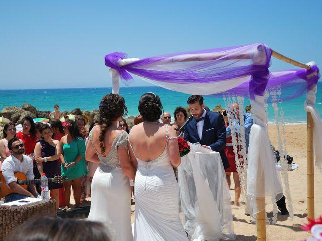 La boda de Alicia y Ana en Conil De La Frontera, Cádiz 5