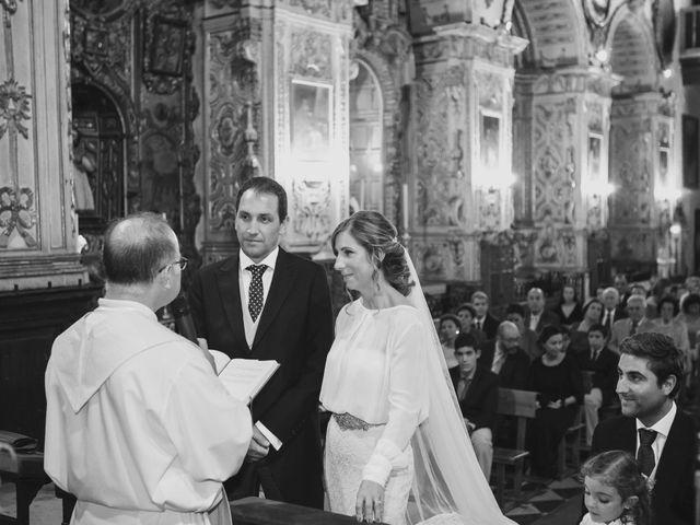 La boda de Miguel y Ángeles en Granada, Granada 25
