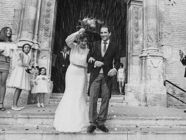 La boda de Miguel y Ángeles en Granada, Granada 29