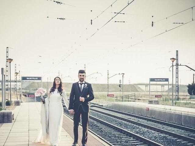 La boda de David  y Nerea en Valladolid, Valladolid 3