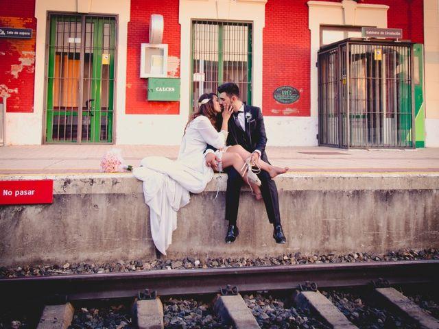 La boda de David  y Nerea en Valladolid, Valladolid 1