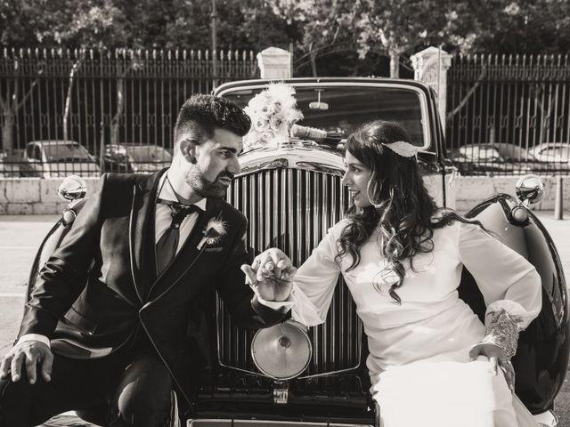 La boda de David  y Nerea en Valladolid, Valladolid 2