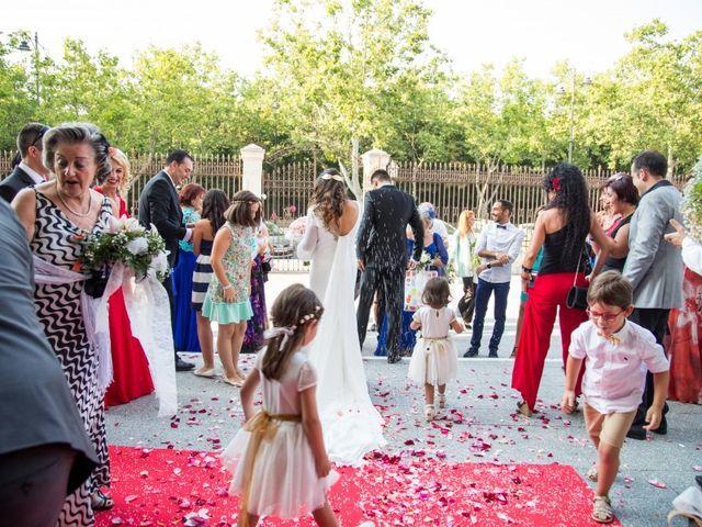 La boda de David  y Nerea en Valladolid, Valladolid 8