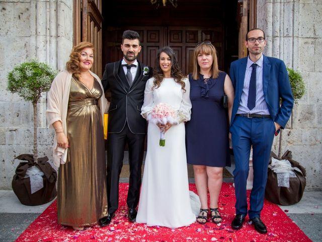 La boda de David  y Nerea en Valladolid, Valladolid 9