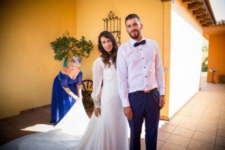 La boda de David  y Nerea en Valladolid, Valladolid 18