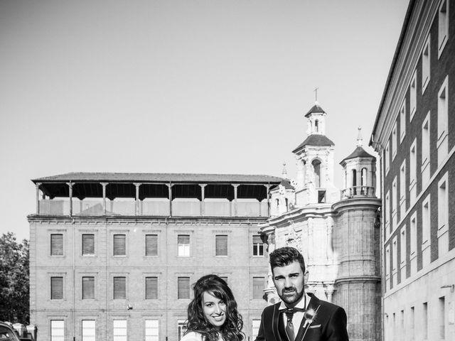 La boda de David  y Nerea en Valladolid, Valladolid 20