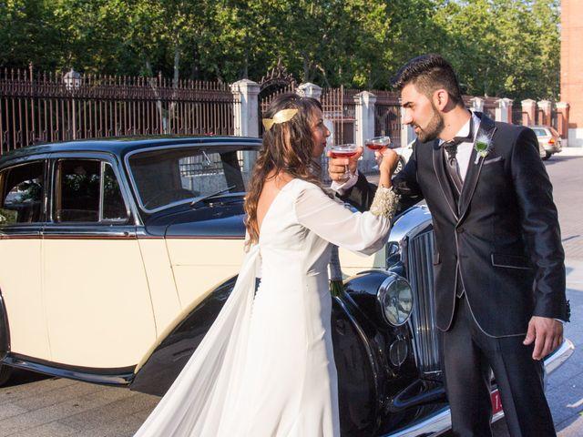 La boda de David  y Nerea en Valladolid, Valladolid 23