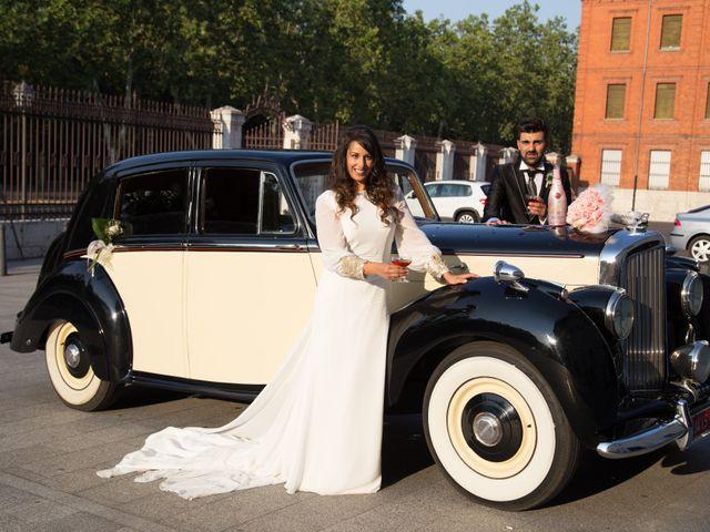 La boda de David  y Nerea en Valladolid, Valladolid 24
