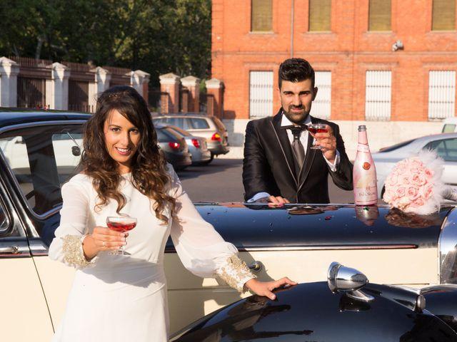 La boda de David  y Nerea en Valladolid, Valladolid 25