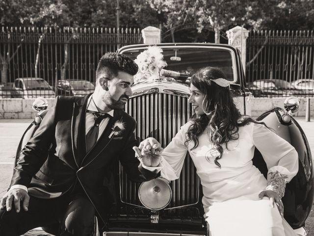 La boda de David  y Nerea en Valladolid, Valladolid 26