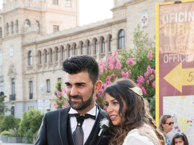 La boda de David  y Nerea en Valladolid, Valladolid 28