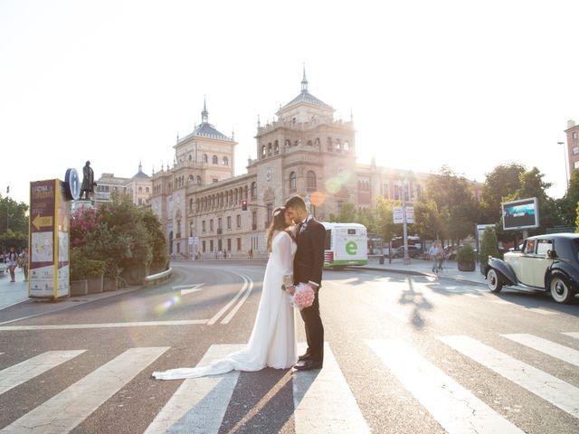 La boda de David  y Nerea en Valladolid, Valladolid 29