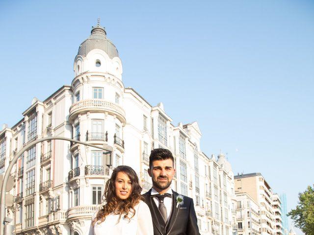 La boda de David  y Nerea en Valladolid, Valladolid 30