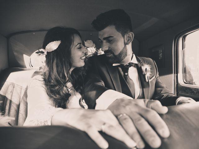 La boda de David  y Nerea en Valladolid, Valladolid 31