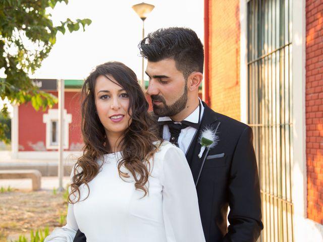La boda de David  y Nerea en Valladolid, Valladolid 32