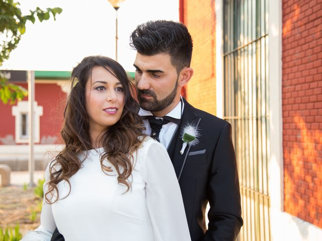 La boda de David  y Nerea en Valladolid, Valladolid 34
