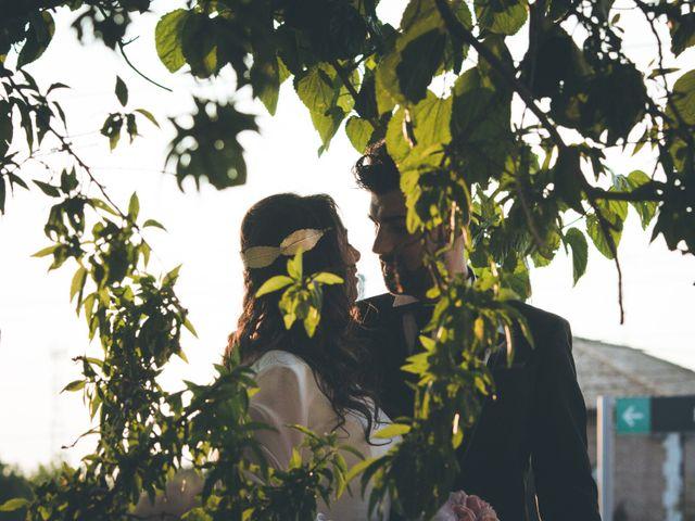 La boda de David  y Nerea en Valladolid, Valladolid 36