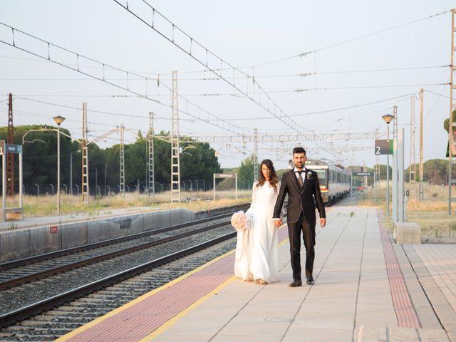 La boda de David  y Nerea en Valladolid, Valladolid 40