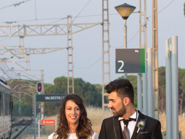 La boda de David  y Nerea en Valladolid, Valladolid 41
