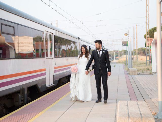 La boda de David  y Nerea en Valladolid, Valladolid 42