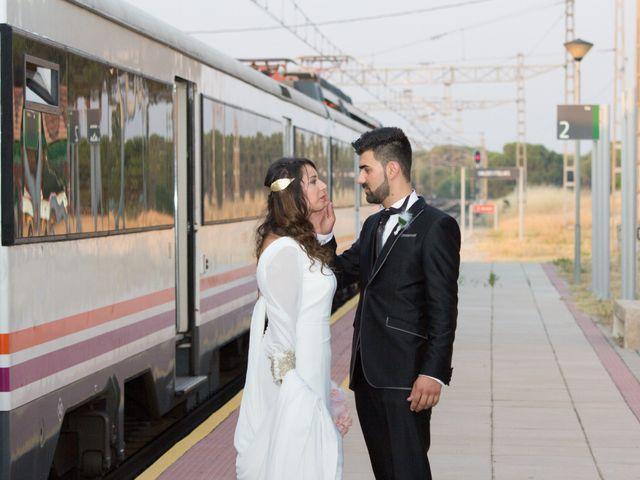 La boda de David  y Nerea en Valladolid, Valladolid 43