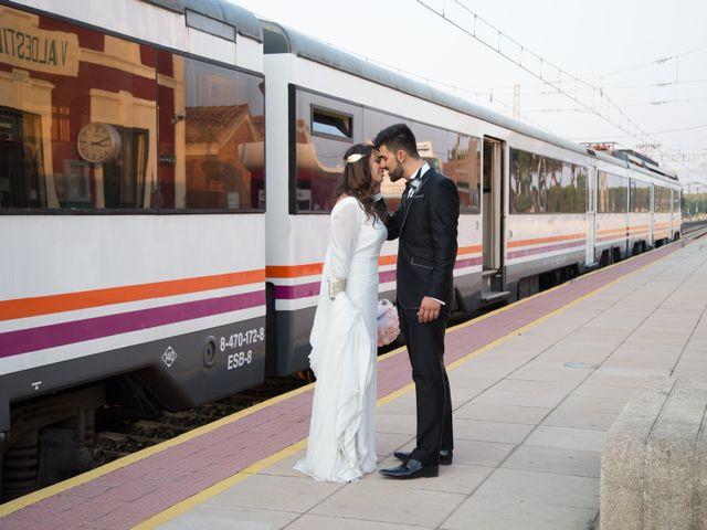 La boda de David  y Nerea en Valladolid, Valladolid 46