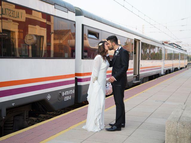 La boda de David  y Nerea en Valladolid, Valladolid 47
