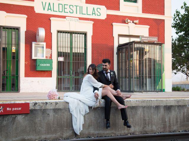 La boda de David  y Nerea en Valladolid, Valladolid 48