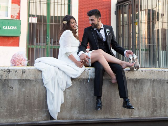 La boda de David  y Nerea en Valladolid, Valladolid 51